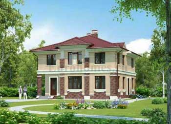 Проект дома  G-165