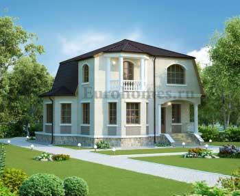 Проект дома G-178