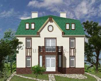 Проект дома G-228