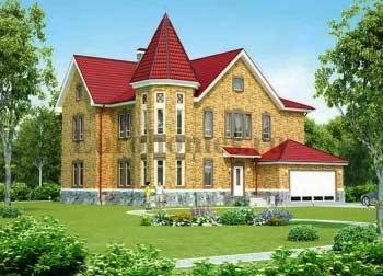 Проекты больших домов, проект -  G-546