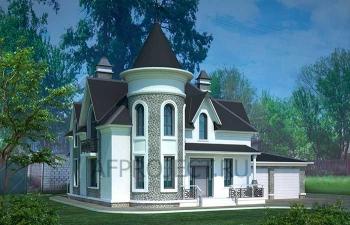 Красивые мини-замки проекты небольших замков