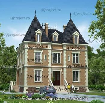 Красивые дома замки G-212