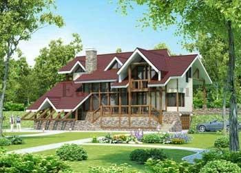 Проект дома G-206