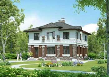 Проект дома G-220