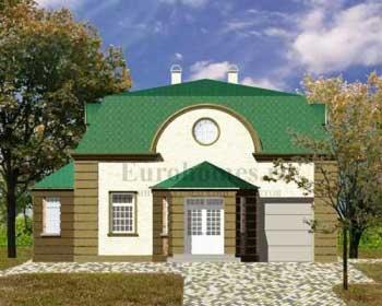 Проект дома G-225