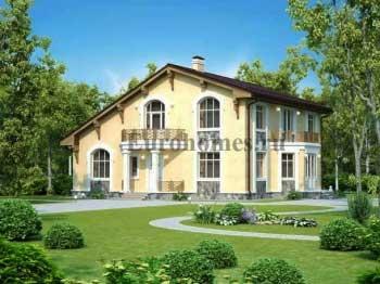 Проект красивого дома - G-296