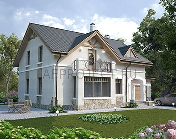 Проект дома до 200 кв.м.G-191