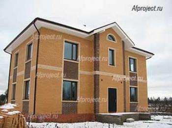 Проект дома 180 кв м двухэтажный коттедж