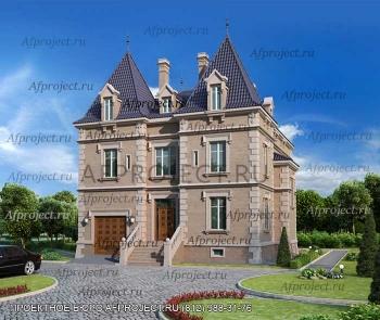 Дома похожие на замки G-183