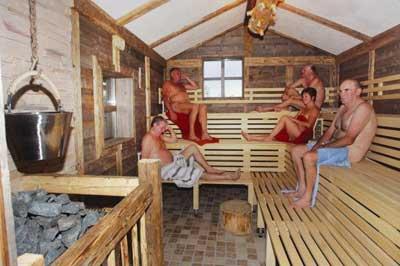 проектирование банного комплекса