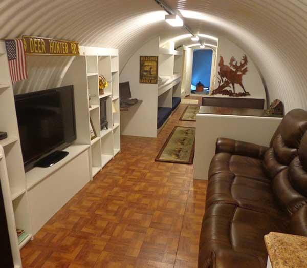 проектирование частного бункера