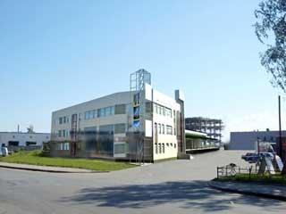Складской комплекс, проектное бюро в СПб