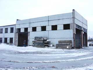реконструкция производства, проектное бюро в СПб